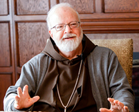 Cardinal Sean O'Malley, Archbishop of Boston, Massachusetts