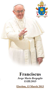 Biography of Pope Francis - Jorge Mario Bergoglio