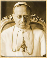 Biography of Pope Pius XI