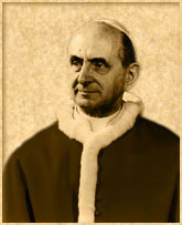 Biography of Pope Paul VI